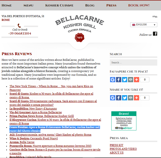 Bellacarne