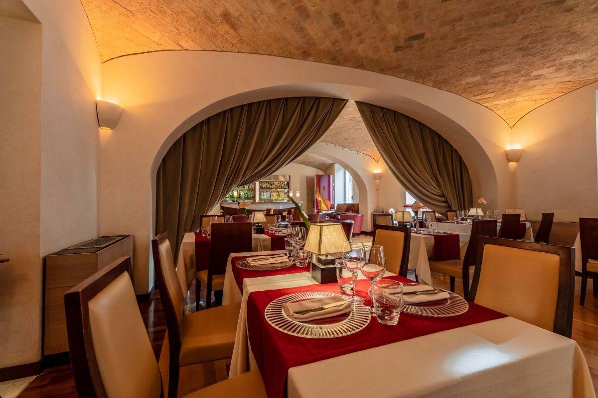 Unique Al Palatino - Garden Restaurant