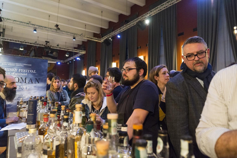 Roma Whisky Festival 2018 1