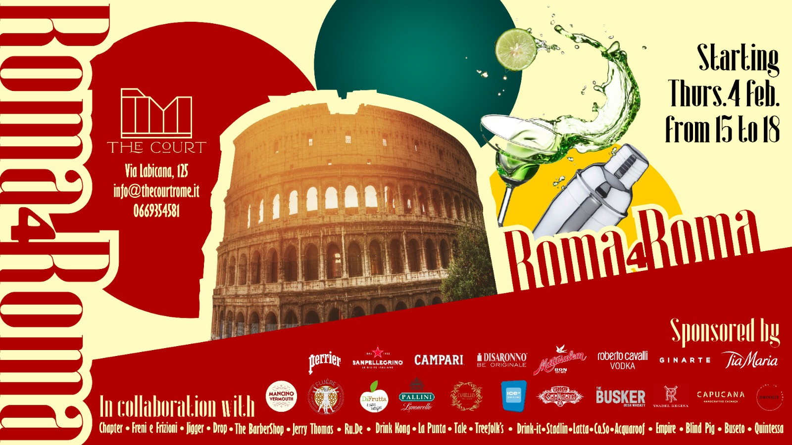 roma4roma_locandina