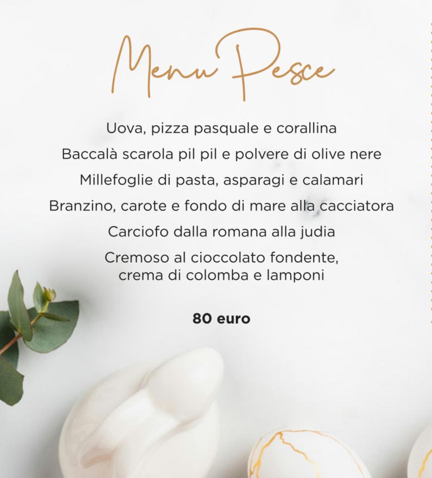 Ristorante Livello1_menu_Pasqua